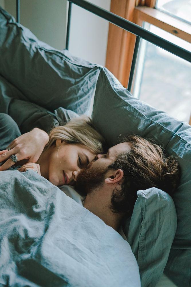 Dubbelsängar för god sömn och lyckade relationer
